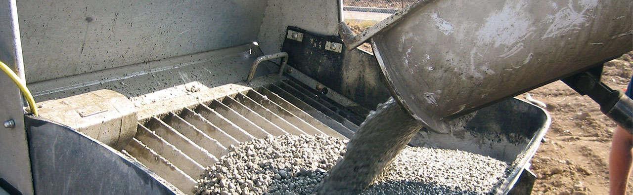 Slider betontechnologie