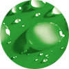 Product family icon green