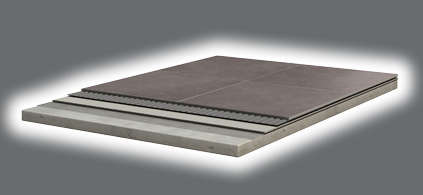 Bevorzugt Verlegen von großformatigen Fliesen und Platten | SCHOMBURG YP99