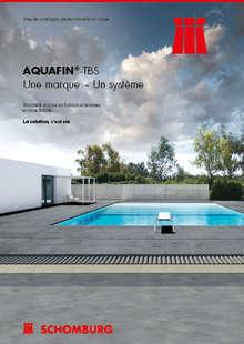 Aquafin tbs%20une%20marque%20%e2%80%93%20un%20syst%c3%a8me