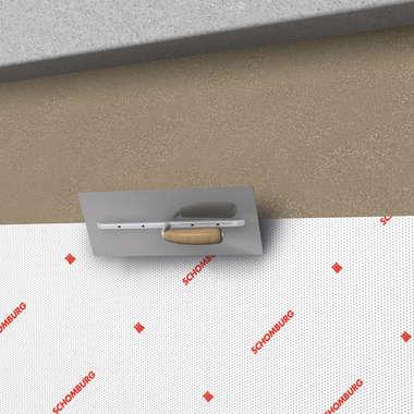 prawid owe i trwa e uszczelnienie cian fundamentowych od zewn trz schomburg. Black Bedroom Furniture Sets. Home Design Ideas