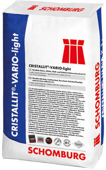 Cristallit vario light web