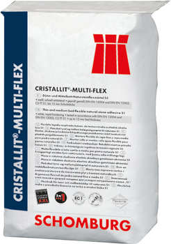 Cristallit multi flex web