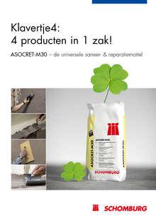 Prospekt asocret m30 a4 nl cover