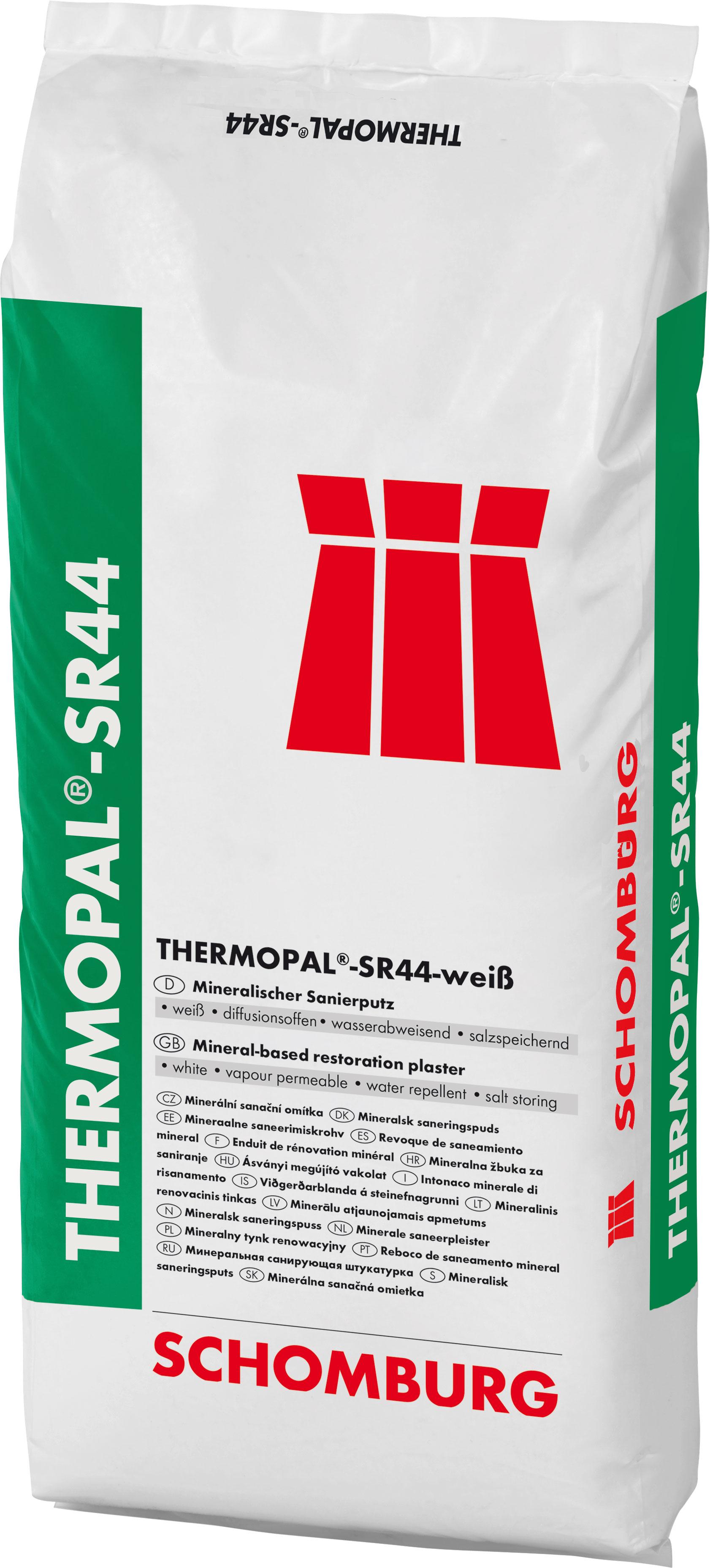 Berühmt THERMOPAL-SR44-weiß | SCHOMBURG CZ54