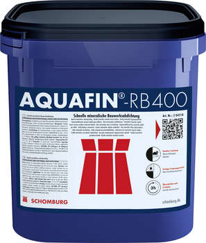 Aquafin rb400 web