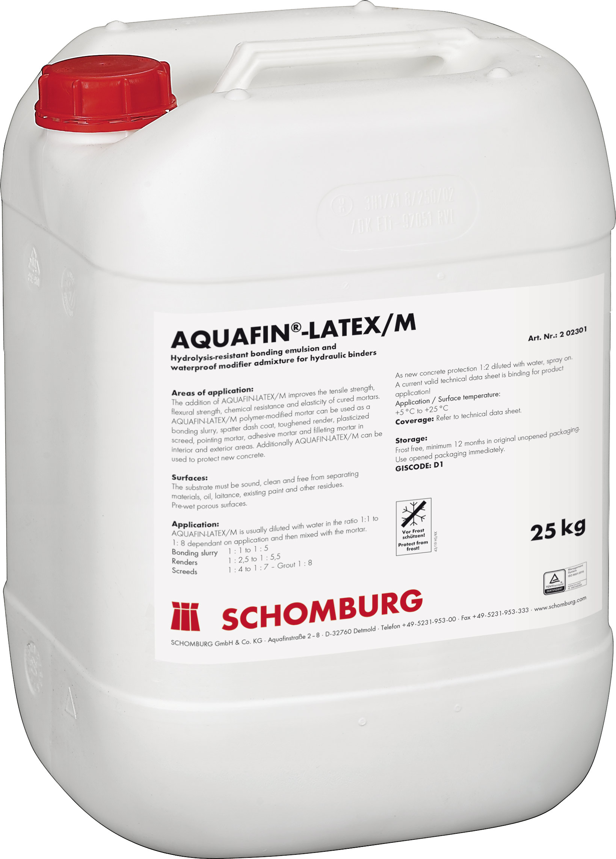 AQUAFIN-LATEX-M  SCHOMBURG Germany