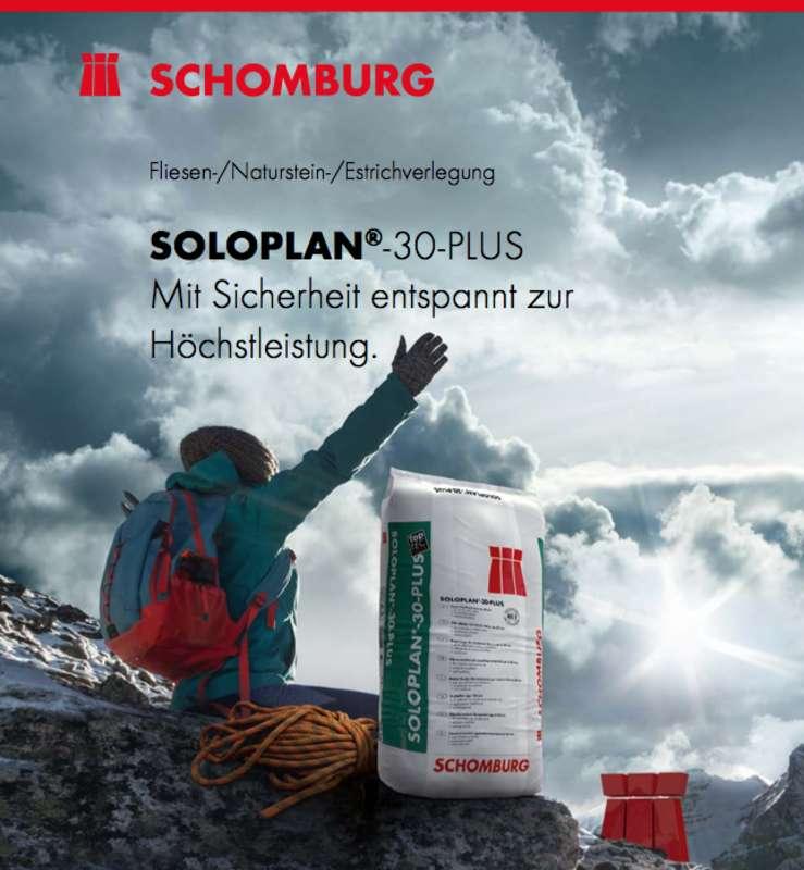 Soloplan 30 plus
