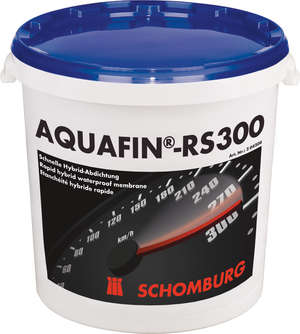 Aquafin rs300 web
