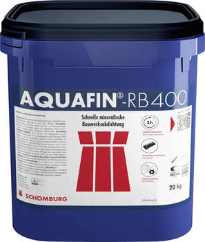 Aquafin rb400 web