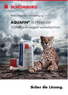 Aquafin 1k premium startseite