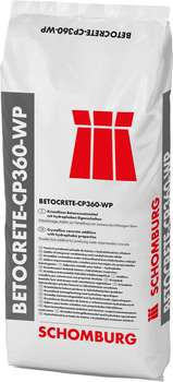Betocrete cp360 wp foliensack web