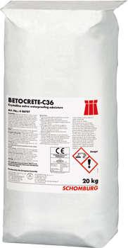Betocrete c36 20kg web