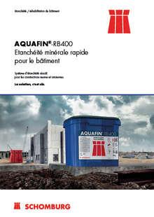 Aquafin rb400%20etanch%c3%a9it%c3%a9%20min%c3%a9rale%20rapide%20pour%20le%20b%c3%a2timent