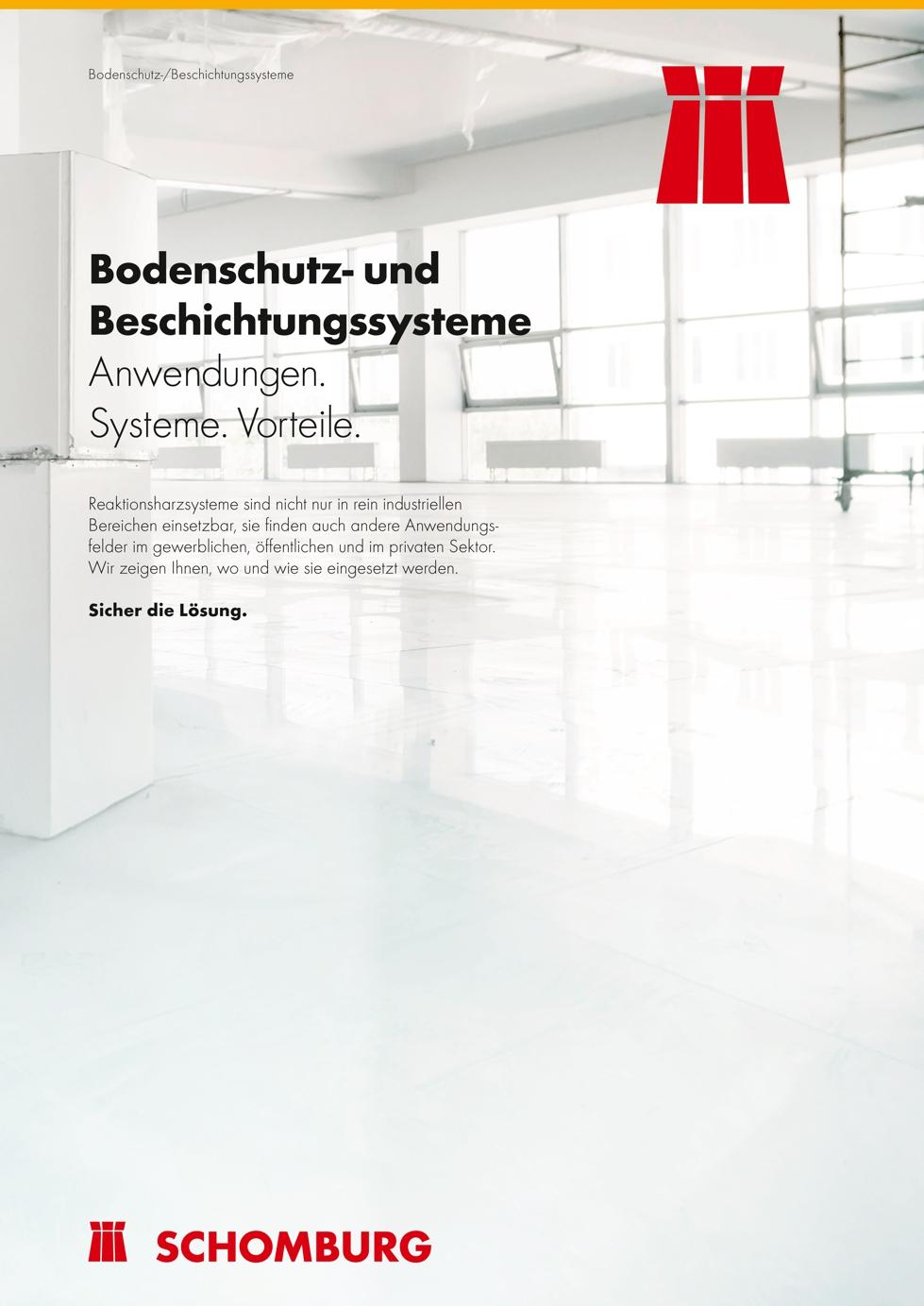 schomburg stellt neue brosch re zum thema bodenschutz. Black Bedroom Furniture Sets. Home Design Ideas