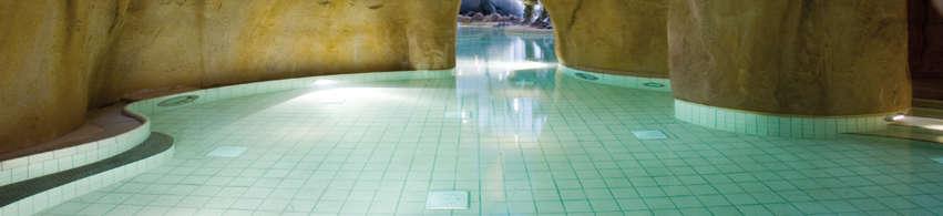 Soleschwimmbecken